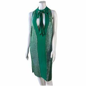 Stunning Foley & Corinna Sequin Flapper Dress